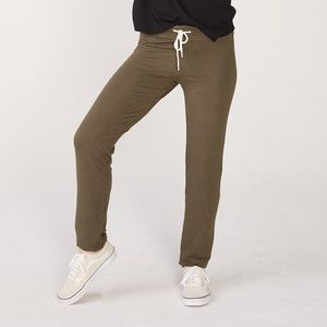 Supersoft Vintage Sweats NWT in OLIVE